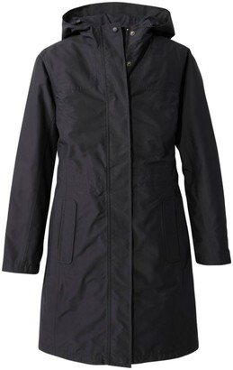 L.L. Bean Women's H2OFF Raincoat, PrimaLoft-Lined