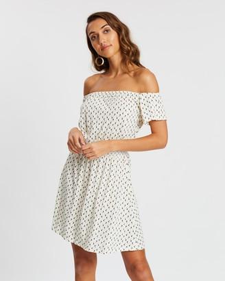 People Tree Ingrid Print Dress