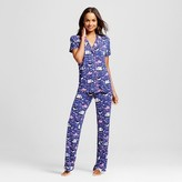 Nite Nite Munki Munki® Women's Pajama Set - Out To Sea