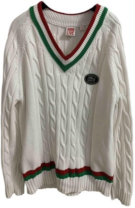 Lacoste X Supreme Multicolour Cotton Knitwear for Women