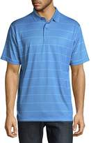Callaway Men's Striped Button-Front Tee