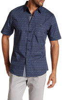 Smash Wear Short Sleeve Printed Woven Shirt