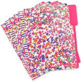 Kipling Tabbed File Folders Set of 6