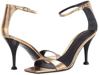 Sigerson Morrison Carita (Gold Leather) Women's Shoes