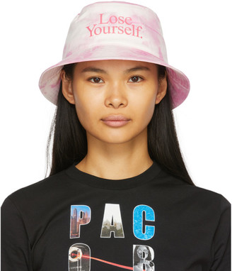 Paco Rabanne Pink Peter Saville Edition Lose Yourself Bucket Hat