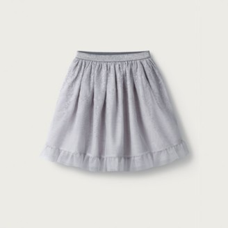 The White Company Sequin Tutu Skirt (1-6yrs), Grey, 2-3yrs