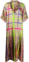 Pierre Louis Mascia Paisley Print Tunic Dress