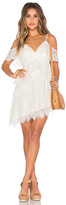 Tularosa Loraine Dress in Ivory. - size XS (also in )
