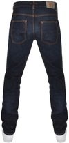 Nudie Jeans Dude Dan Regular Fit Jeans Blue