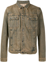 Helmut Lang brick wash denim jacket