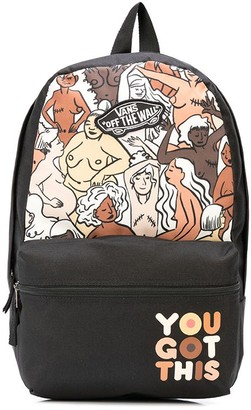 Vans You Got This backpack