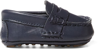 Ralph Lauren Telly Leather Loafer