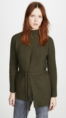Vince Tie Front Tunic