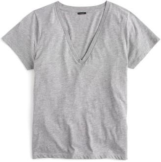 J.Crew Short Sleeve V-Neck T-Shirt