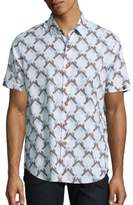 Robert Graham Pappu Regular-Fit Cotton Shirt