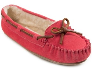 Minnetonka Cally Slipper Women's Shoes