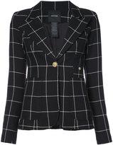 Smythe duchess blazer - women - Cotton/Cupro - 2