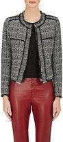 Etoile Isabel Marant Women's Tweed Laura Jacket-BLACK, GREY