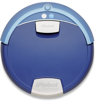 iROBOT Scooba Floor Washing Robot