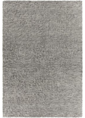Foundry Select Alldredge Textured Contemporary Shag Gray Area Rug Foundry Select Rug Size: 5' x 7'6""