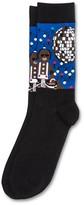 Gilligan & O Men's OMG So Ugly Holiday Crew Socks 6-12 - Gilligan & O'Malley