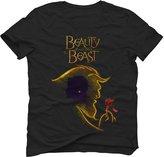 Tshirt Club Beauty And The Beast Man's T-Shirt