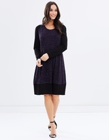Privilege Long Sleeve Dress