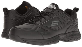 Skechers Dighton - Bricelyn (Black Synthetic/Leather) Women's Shoes
