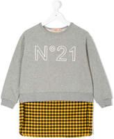 No21 Kids logo patch top