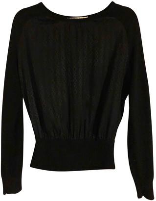 Trina Turk Black Silk Top for Women