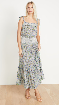 Tory Burch Smocked Sundress