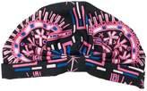 Valentino printed turban