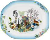 Christian Lacroix Reveries Large Porcelain Oval Platter