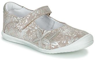 GBB EMILIETTE girls's Shoes (Pumps / Ballerinas) in Beige