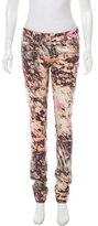 Barbara Bui Low-Rise Skinny Jeans w/ Tags