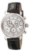 Sartego Women's SDWT185B Diamond Collection Swiss Quartz Movement Watch