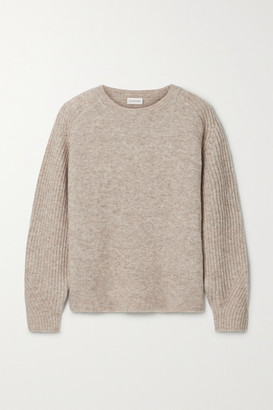 By Malene Birger Ana Knitted Sweater - Beige