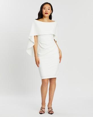 Montique Aerin Crepe Dress