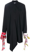 J.W.Anderson cuff-tie shirt dress