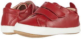 Old Soles Bambini Markert (Infant/Toddler) (Red/White) Boy's Shoes