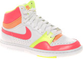 Court Force High Top Sneakers