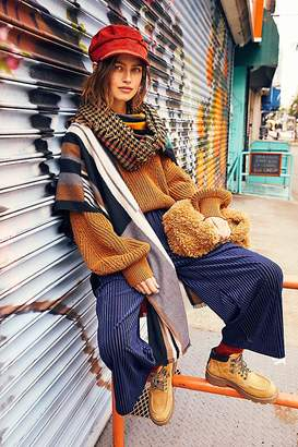 Only Hearts Velvet Rib Gaucho Pants by at Free People