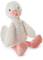 Jellycat Infant 'Clucky Ducky' Stuffed Animal Chime