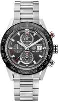Tag Heuer Tag Carrera Caliber 01 car201w.ba0714 Stainless Steel 43mm Mens Watch