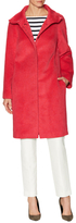Karen Millen Alpaca Oversized Coat