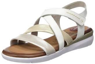 Jana 100% Comfort Jana 100% comfort Women's 8-8-28205-24 Ankle Strap Sandals