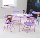 Pretend Play Table, Childrens Folding Set, Picnic|Table With 2 Chairs