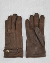 Belstaff Heyford Gloves Blackbrown