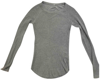 Lululemon Grey Wool Knitwear