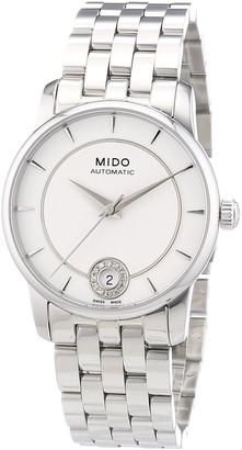 MIDO Ladies Watch Automatic Baroncelli Big M0072071103600